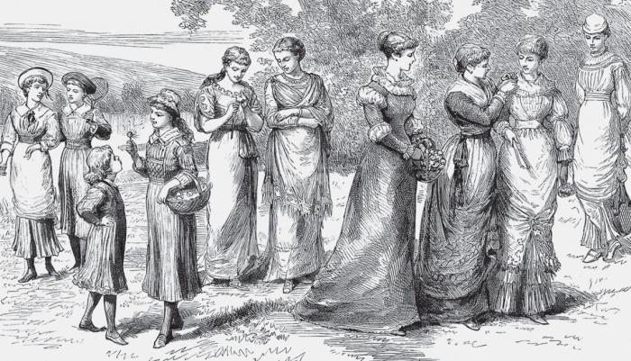 Интересные факты о женском нижнем белье