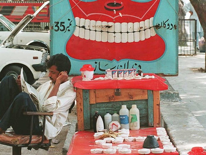 История стоматологии в картинках и фотографиях