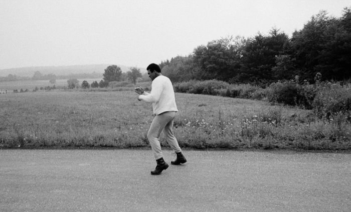 Мохаммед Али летом 1974 года перед боем с Джорджем Форманом