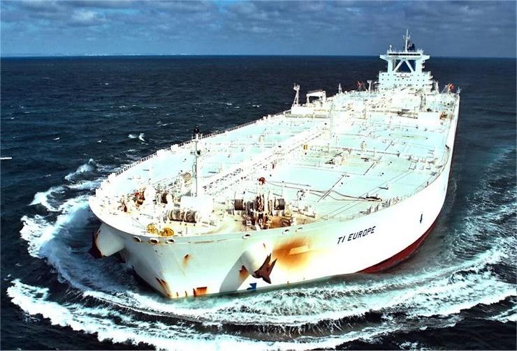 10 крупнейших морских суден мира