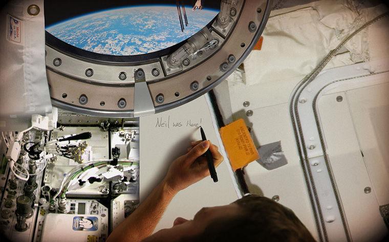 Чего нельзя сделать в космосе