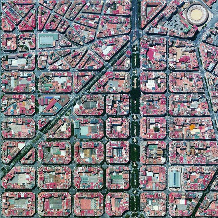 Спутниковые снимки Земли от DigitalGlobe