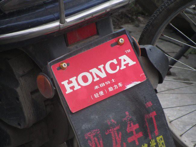 Забавные китайские клоны всемирно известных брендов