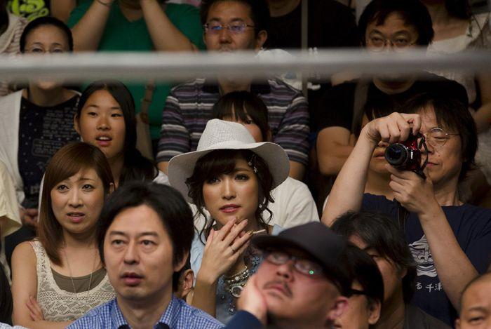 Профессиональный женский реслинг в Японии