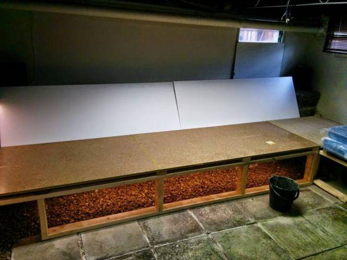 Домашний кинотеатр, созданный своими руками