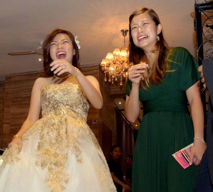 Как плохой фотограф испортил свадьбу молодоженам