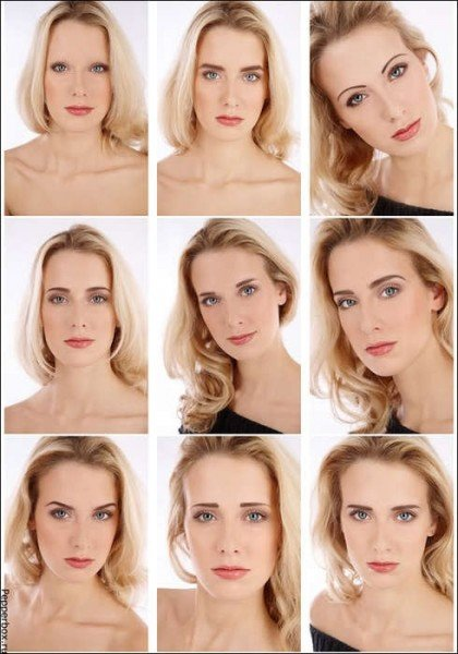 Как связаны форма бровей и характер девушки