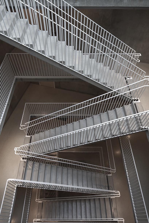 Жилой комплекс в Швеции от Tham & Videgard arkitekter