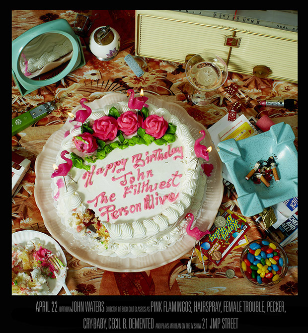 Дни рождения культовых кинорежиссёров в оригинальных фотографиях