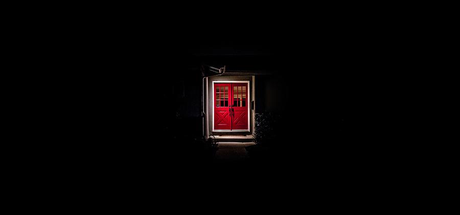 38 фотографий с симметричной композицией