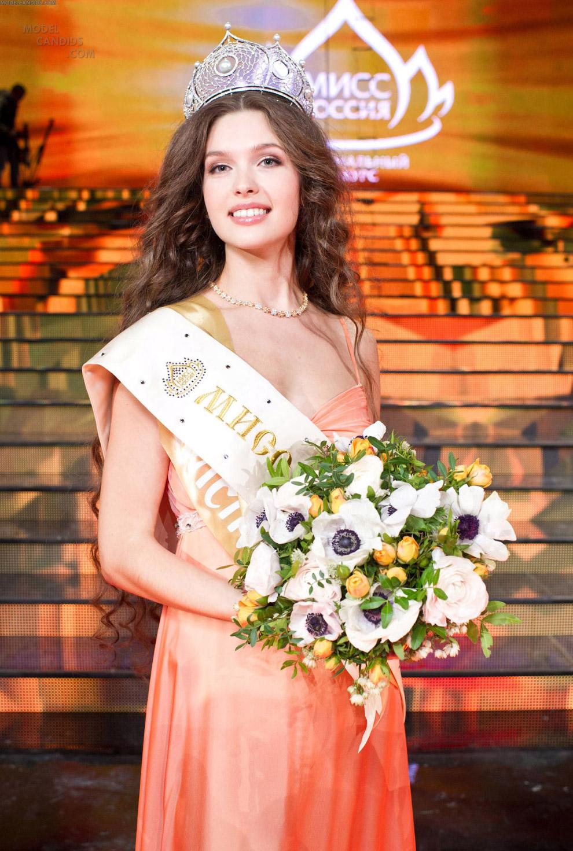 Мисс Россия за 10 лет