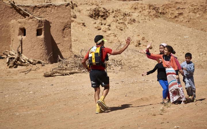 Гонка на выносливость: марафон в пустыне Сахара