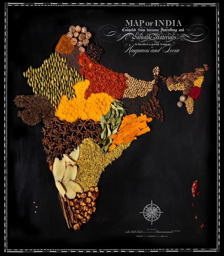 Страны мира и еда
