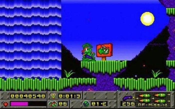 Компьютерные игры нашего детства