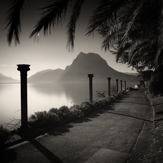Снимки с атмосферой тишины, загадочности и гармонии от Пьерра Пеллегрини