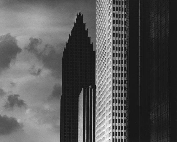 Архитектурный ландшафт Америки на протяжении 35 лет