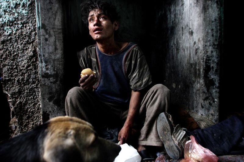 Жертвы кокаина для бедных из Латинской Америки