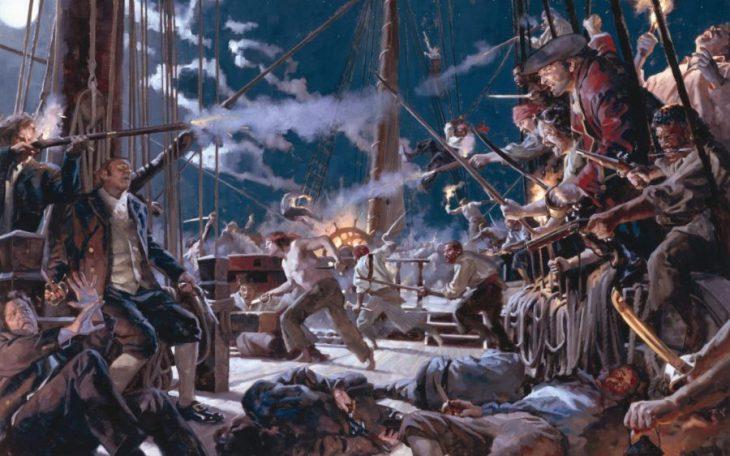 10 фактов о морских разбойниках