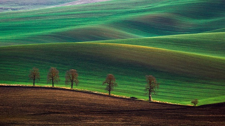 15 ярких и красочных пейзажей из разных уголков планеты