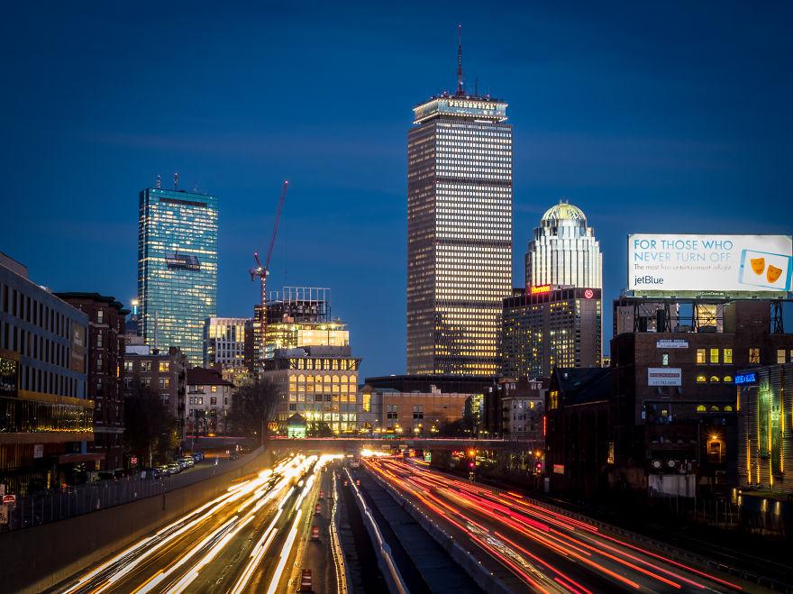 20 великолепных фотографий Бостона от Andrea Fanelli