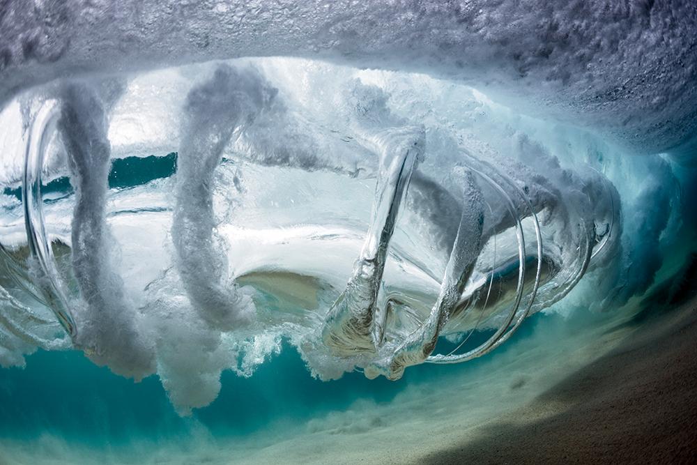 Красота волн на фотографиях Уоррена Килана