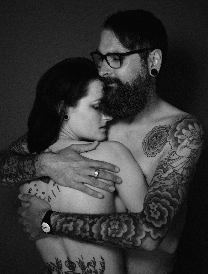 Вера, Надежда, Любовь в работах немецкого фотографа
