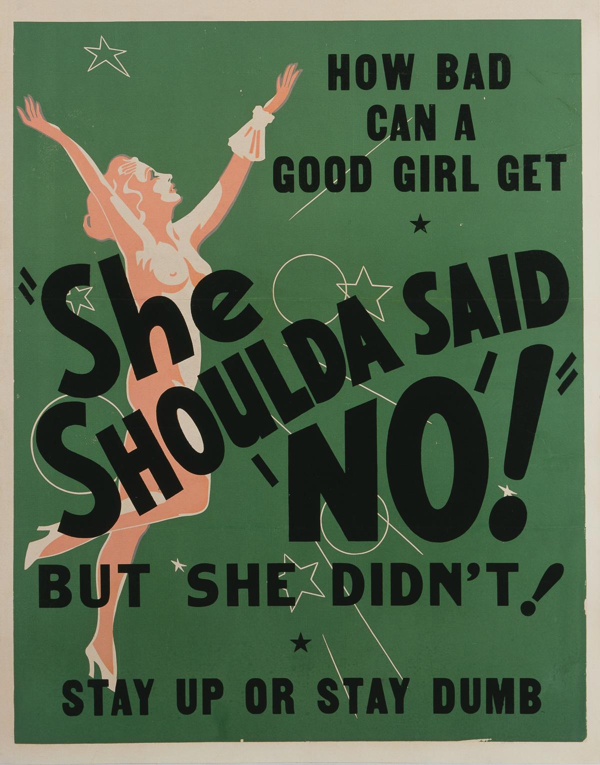 13 антиконопляных плакатов из эпохи 1936-1950