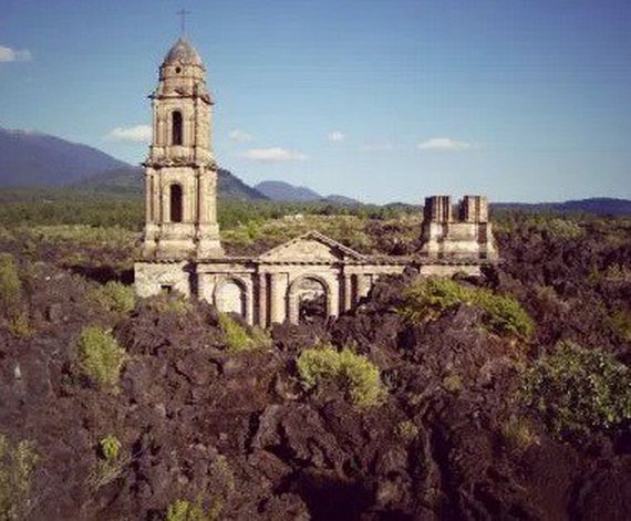 Странные и необычные достопримечательности в Мексике