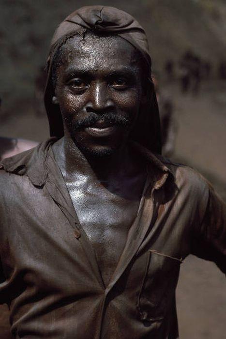 Золотой рудник Серра Пелада в Бразилии
