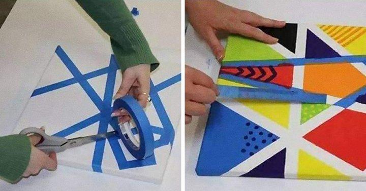 Идеи для создания картин своими руками