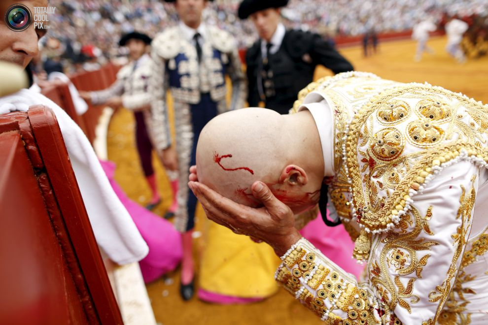 Умирающее кровавое искусство - коррида