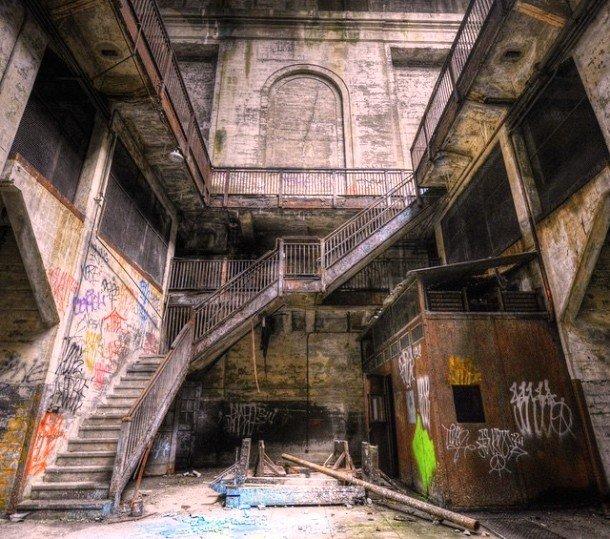 Заброшенные места от Трейси Левеск
