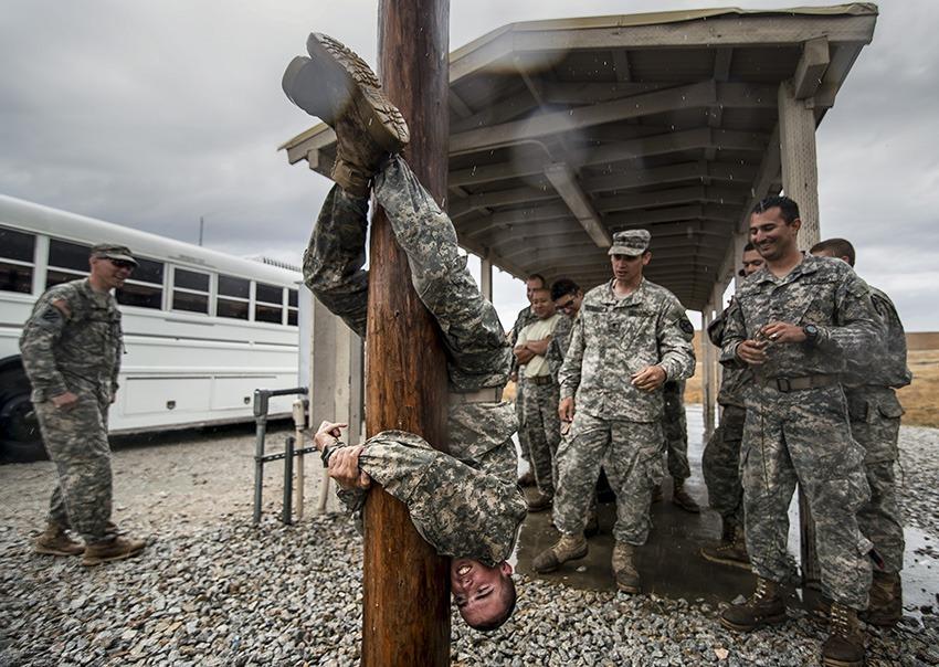 22 лучших военных фотографий по версии Минобороны США