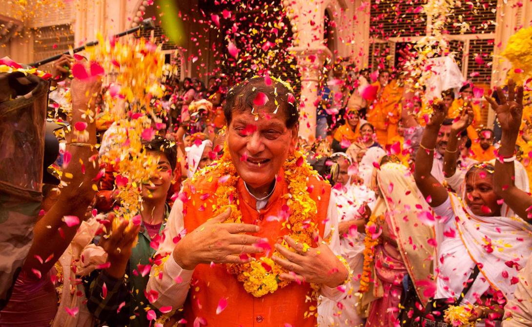 Фестиваль Холи – самый яркий праздник мира