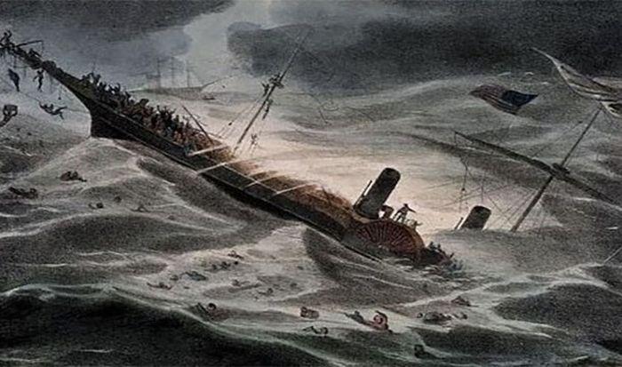 Подборка удивительных историй от мореплавателей