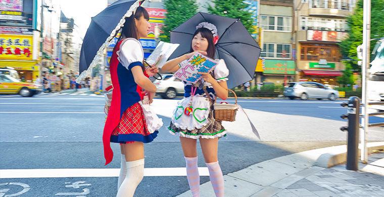 Странные и необычные японские обычаи