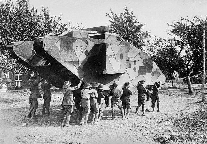 Странные и противоречивые военные разработки из прошлого