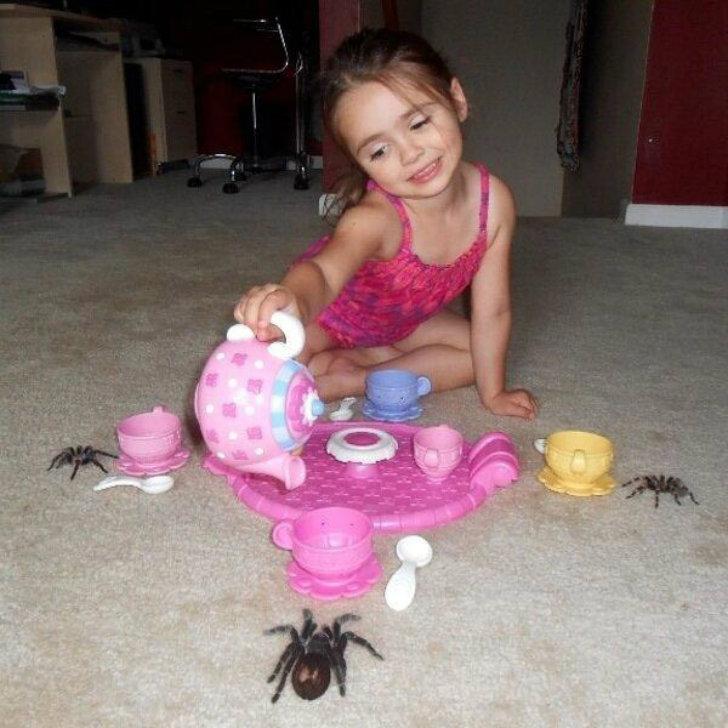 Веселые и абсурдные фото с участием детей