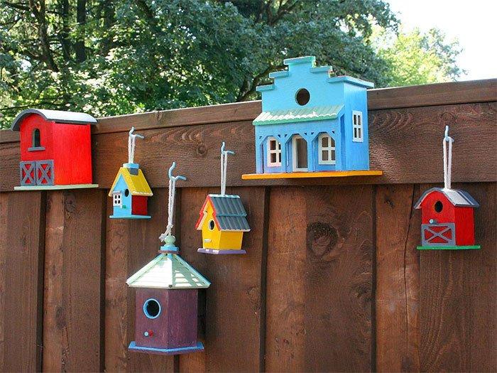 Интересные идеи, чтобы украсить ограждения или забор вокруг участка