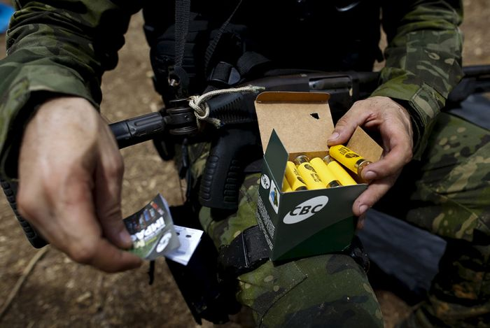 Гаримпейрос - нелегальные золотодобытчики Бразилии