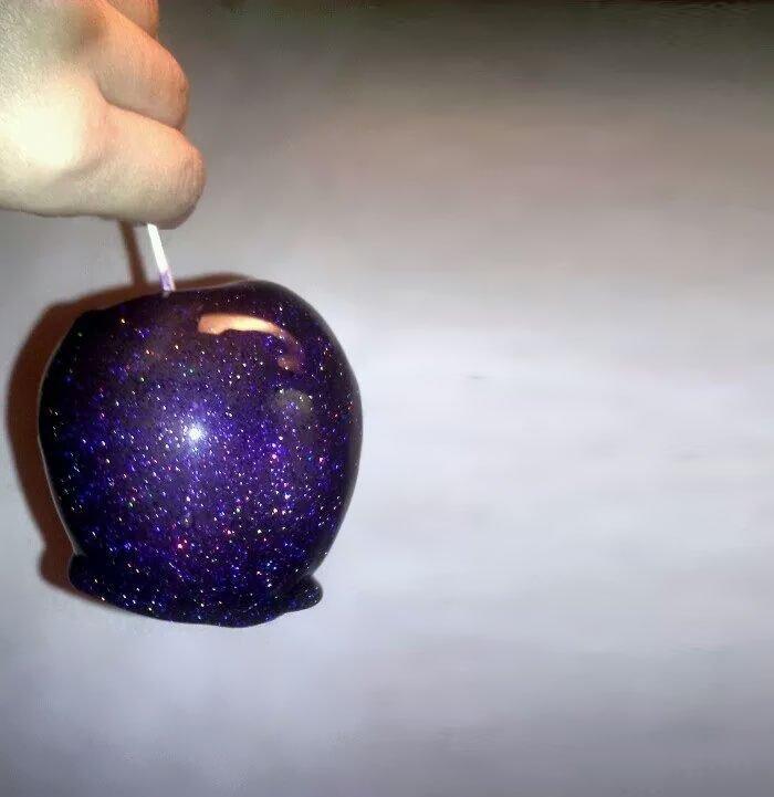 Когда сладкое выглядит как космос
