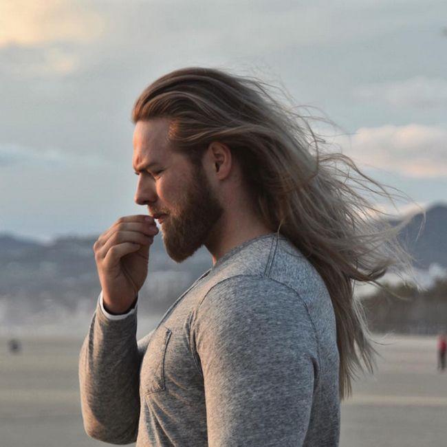 Ласс Матберг - настоящий современный викинг