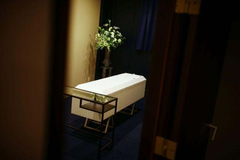 В Японии мертвецов селят в номера с кондиционерами