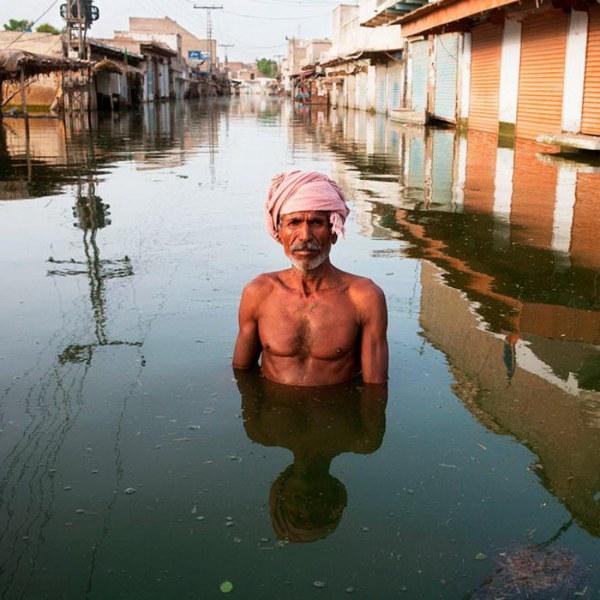 Фотопроект о глобальном потеплении