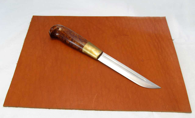 История ножа, которому 10 тысяч лет