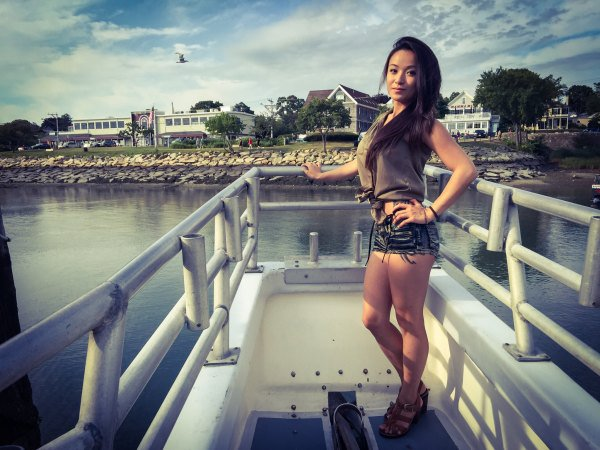 Красивые азиатские девушки