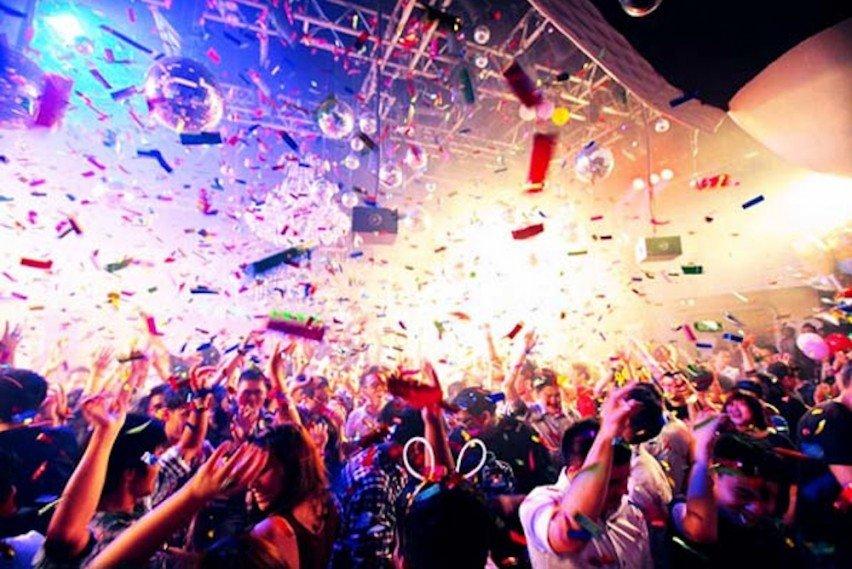 Самые безумные ночные клубы в мире