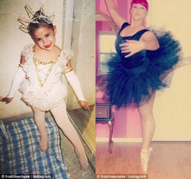 Балерина размера плюс-сайз: как любить свое тело
