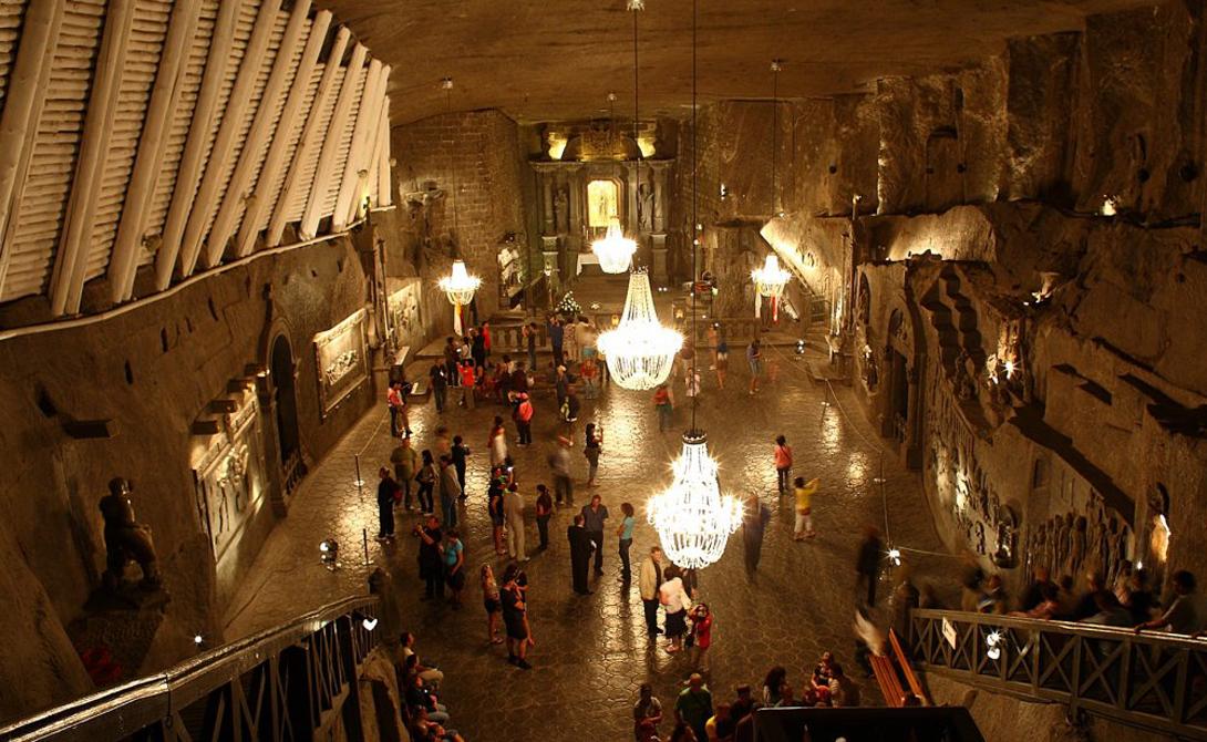 Несколько самых необычных подземных построек