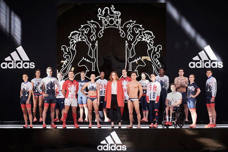 Сексуальные и яркие варианты спортивной экипировки к Олимпиаде-2016